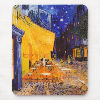 Vincent van Gogh Cafe Terrace at Night Mouse Mat