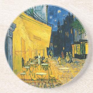 Vincent van Gogh | Cafe Terrace, Place du Forum Drink Coaster