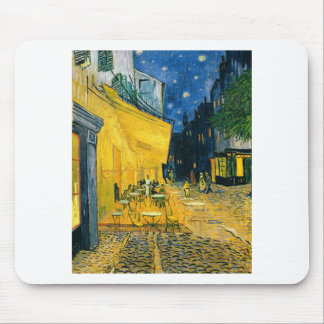 Vincent van Gogh | Cafe Terrace, Place du Forum Mouse Mat