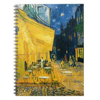 Vincent van Gogh | Cafe Terrace, Place du Forum Notebook