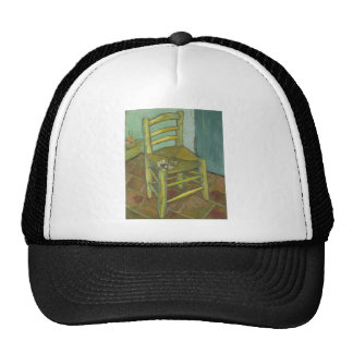 Vincent Van Gogh - Chair with Bandage Cap