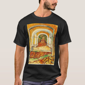 vincent van gogh  corridor in the asylum  vincent  T-Shirt