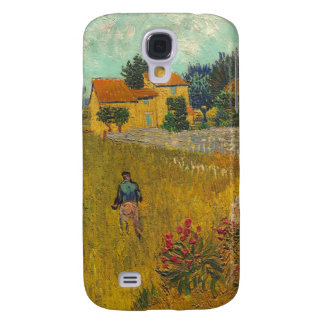 Vincent van Gogh | Farmhouse in Provence, 1888 Galaxy S4 Case