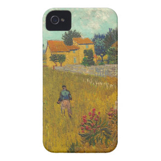 Vincent van Gogh | Farmhouse in Provence, 1888 iPhone 4 Cover