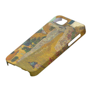 Vincent van Gogh | Farmhouse in Provence, 1888 iPhone 5 Cover