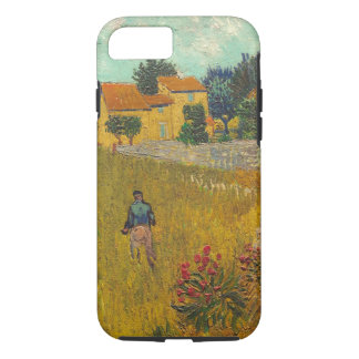 Vincent van Gogh | Farmhouse in Provence, 1888 iPhone 8/7 Case
