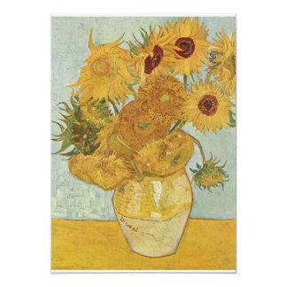 Vincent Van Gogh Fine Art 13 Cm X 18 Cm Invitation Card