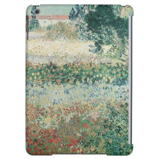 Vincent van Gogh | Garden in Bloom, Arles, 1888