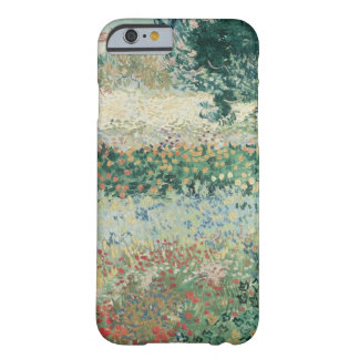 Vincent van Gogh | Garden in Bloom, Arles, 1888 Barely There iPhone 6 Case