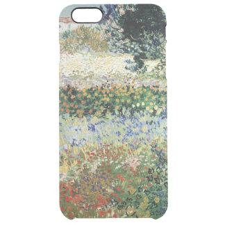 Vincent van Gogh | Garden in Bloom, Arles, 1888 Clear iPhone 6 Plus Case
