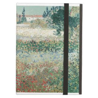 Vincent van Gogh | Garden in Bloom, Arles, 1888 Cover For iPad Air