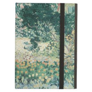 Vincent van Gogh | Garden in Bloom, Arles, 1888 iPad Air Cover