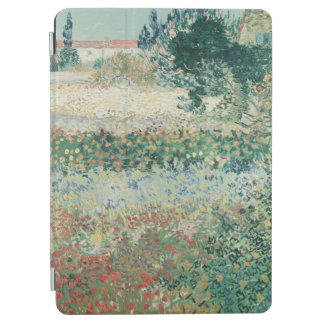 Vincent van Gogh | Garden in Bloom, Arles, 1888 iPad Air Cover
