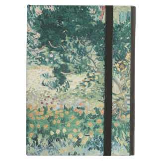 Vincent van Gogh   Garden in Bloom, Arles, 1888 iPad Air Covers