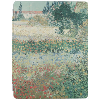 Vincent van Gogh | Garden in Bloom, Arles, 1888 iPad Cover