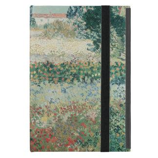 Vincent van Gogh | Garden in Bloom, Arles, 1888 iPad Mini Case