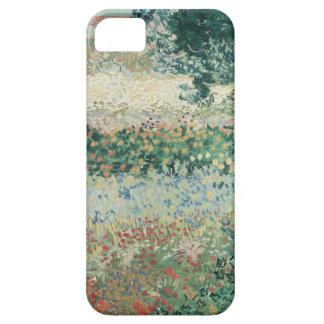 Vincent van Gogh | Garden in Bloom, Arles, 1888 iPhone 5 Case