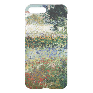 Vincent van Gogh | Garden in Bloom, Arles, 1888 iPhone 7 Plus Case