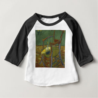 Vincent Van Gogh - Gauguin's Armchair painting Baby T-Shirt