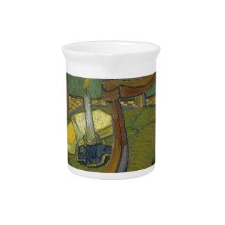 Vincent Van Gogh - Gauguin's Armchair painting Pitcher
