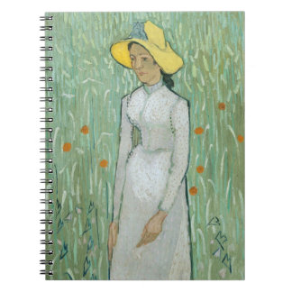 Vincent van Gogh | Girl in White, 1890 Notebook