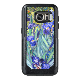 Vincent Van Gogh Irises Floral Vintage Fine Art OtterBox Samsung Galaxy S7 Case