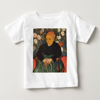 Vincent Van Gogh - Kind Old Lady Portrait Baby T-Shirt
