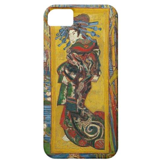 Vincent Van Gogh - La Courtisane Mobile Phone