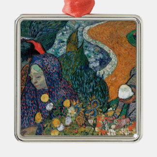 Vincent Van Gogh - Ladies of Arles Christmas Ornament