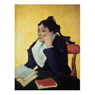 Vincent van Gogh | L'Arlesienne  1888 Postcard