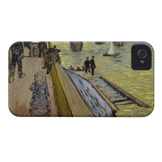 Vincent van Gogh | Le Pont de Trinquetaille Arles Case-Mate iPhone 4 Case