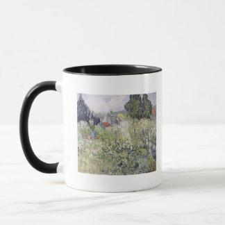 Vincent van Gogh | Mademoiselle Gachet in garden Mug