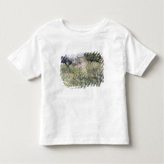 Vincent van Gogh   Mademoiselle Gachet in garden Toddler T-Shirt
