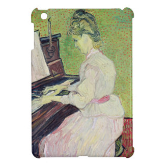 Vincent van Gogh | Marguerite Gachet at the Piano iPad Mini Cases