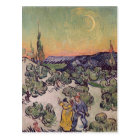 Vincent van Gogh | Moonlit Landscape, 1889 Postcard