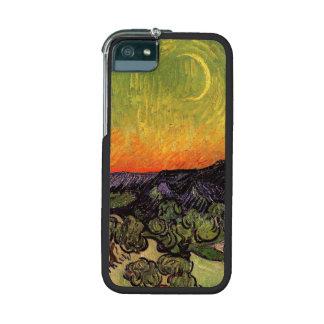 Vincent Van Gogh Moonlit Landscape iPhone 5/5S Case