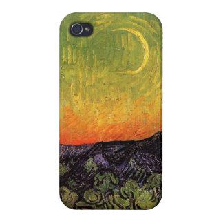 Vincent Van Gogh Moonlit Landscape iPhone 4/4S Case