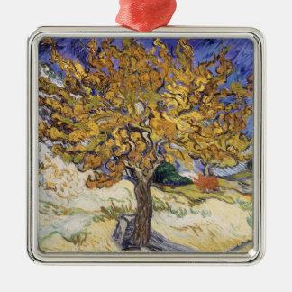 Vincent van Gogh   Mulberry Tree, 1889 Christmas Ornament