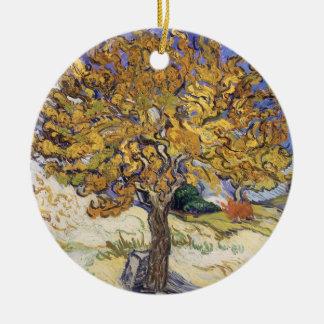 Vincent van Gogh | Mulberry Tree, 1889 Christmas Ornament