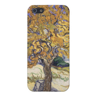 Vincent van Gogh | Mulberry Tree, 1889 iPhone 5 Case