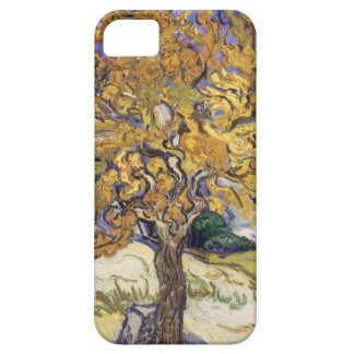 Vincent van Gogh | Mulberry Tree, 1889 iPhone 5 Cases