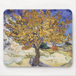 Vincent van Gogh | Mulberry Tree, 1889 Mouse Mat