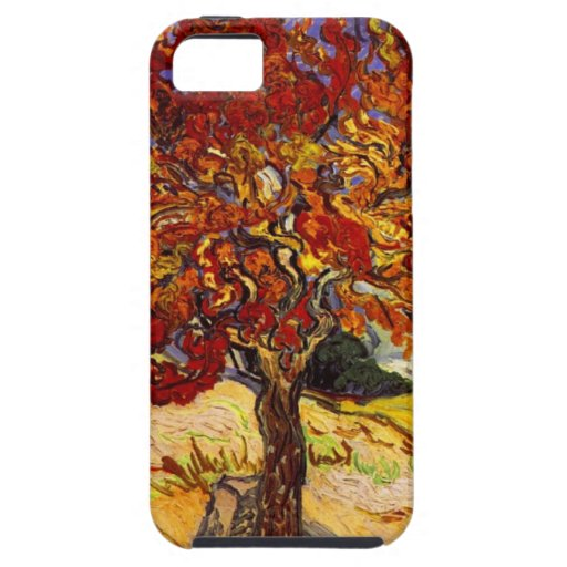 Vincent Van Gogh Mulberry Tree Fine Art Painting iPhone 5 Cover