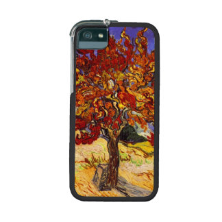 Vincent Van Gogh Mulberry Tree Fine Art Painting Cover For iPhone 5/5S