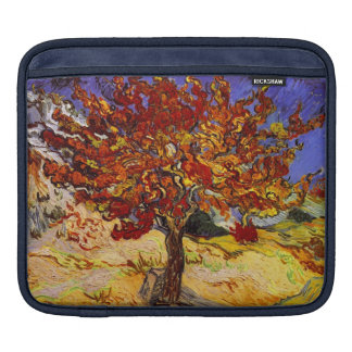 Vincent Van Gogh Mulberry Tree Fine Art Painting Sleeve For iPads