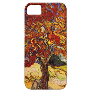 Vincent Van Gogh Mulberry Tree Fine Art Painting iPhone 5 Case