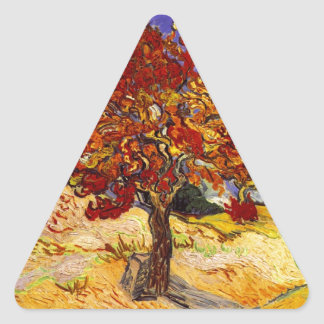 Vincent Van Gogh Mulberry Tree Stickers