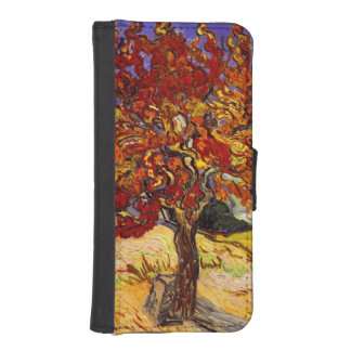 Vincent Van Gogh Mulberry Tree Phone Wallet Cases