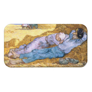 Vincent van Gogh | Noon, The Siesta, after Millet Case For The iPhone 4