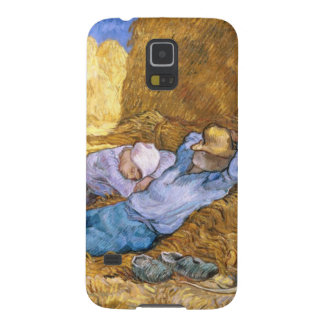 Vincent van Gogh | Noon, The Siesta, after Millet Galaxy S5 Cover